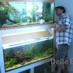 Ein neues Aquarien-Regal für zwei 120cm-Becken